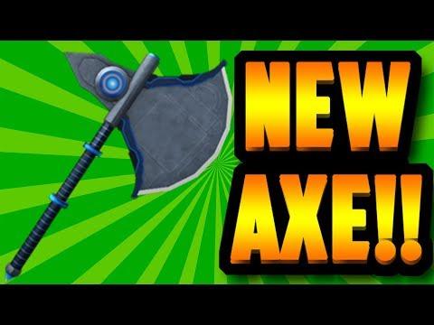 WE FINALLY GOT THE ORINTHIAN AXE!!! (ROBLOX ASSASSIN)