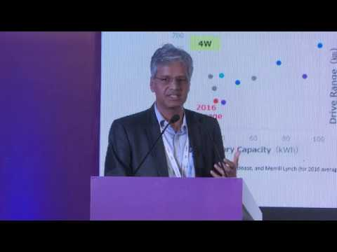 EVConIndia 2019: Battery Safety & Technology - Atul Arya (Head - Energy Systems Division, Panasonic)