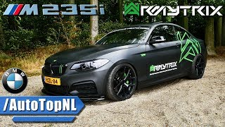 BMW M235i REVIEW Armytrix Exhaust by AutoTopNL