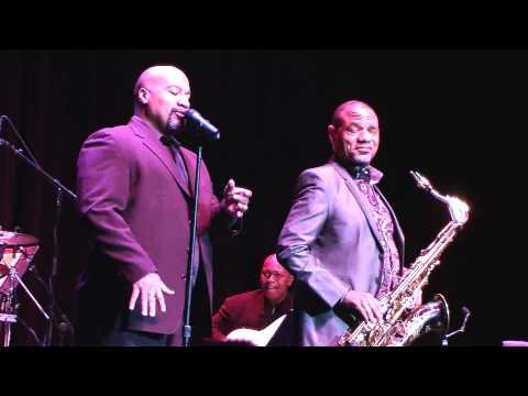 "Kirk Whalum Live @ The Regal Theater "" Do You Feel Me'"