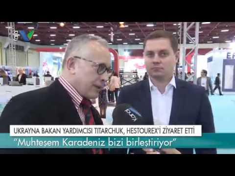 Mikhail Titarchuk Hestourex 2017 Kanal V