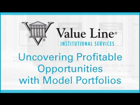 Uncover Profitable Opportunities with Value Line Model Portfolios