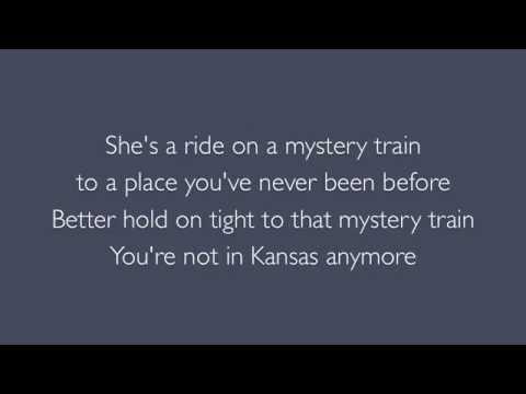 Mystery Train Bon Jovi lyrics