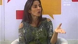 Dra. Patrícia Santafé - Obesidade (entrevista Ulbra TV 2013)