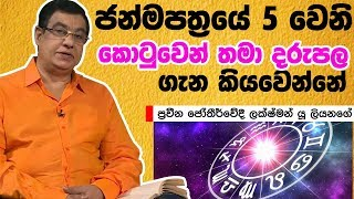 ජන්මපත්රයේ 5 වෙනි කොටුවෙන් තමා දරුපල ගැන කියවෙන්නේ | Piyum Vila | 29 -07-2019 | Siyatha TV Thumbnail
