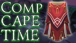 Runescape 3 - Getting Completionist Cape Finally! WOO! Thanks to all that came :)
