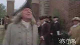 John Adams - The Miniseries (Ben Franklin
