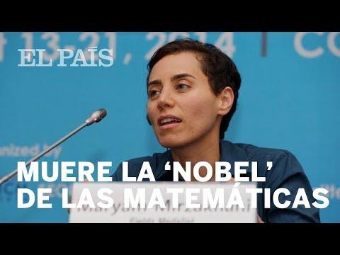 Muere Maryam Mirzakhani, la primera mujer 'Nobel' en Matem�ticas | Materia