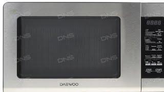 Обзор.Микроволновая печь Daewoo Electronics Kor-664k