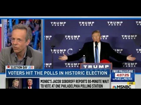 Mark McKinnon on Donald Trump, Sheriff Arpaio PROTEST Hillary Clinton President projection 2016