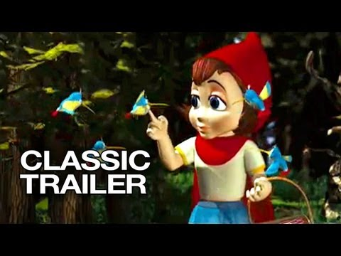 Hoodwinked! (2005) Official Trailer #1 - Animated Movie HD