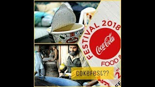 Breakfast, Jummah and a word about cokefest
