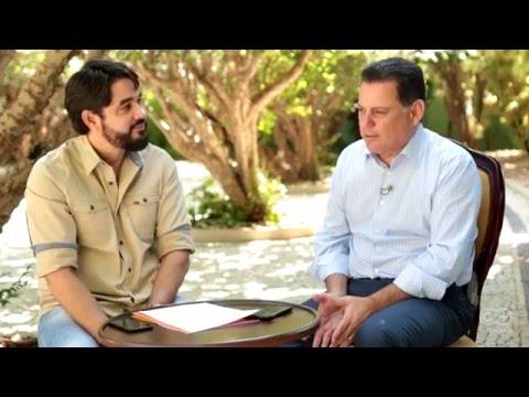 Entrevista com Marconi Perillo | Parte-01