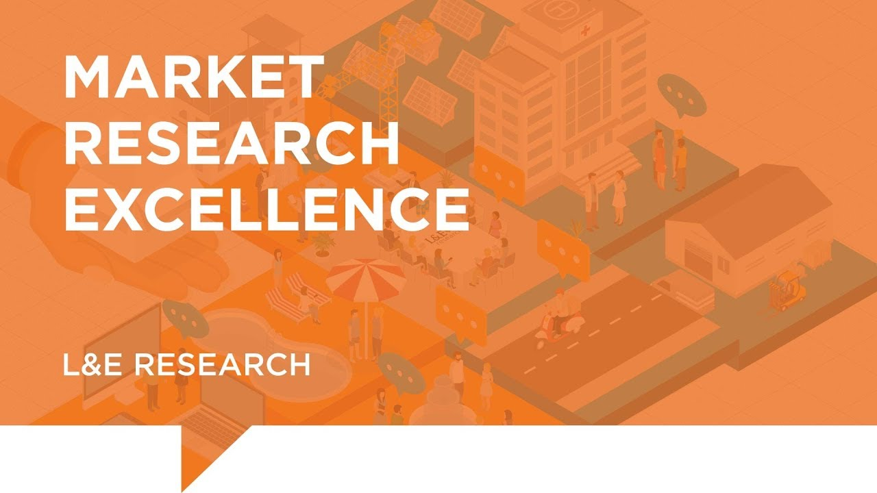 Excellence in Market Research, Recruiting & Facilities | L&E