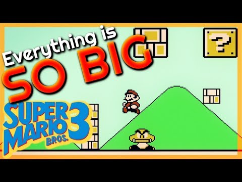 Everything Is SO BIG! | NES Classic |     #4