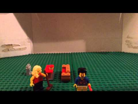 Deleted scenes from the lego movie