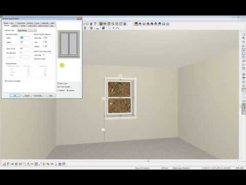 Chief Architect Quick Tip Egress Window