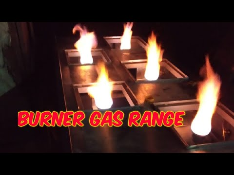 Commercial Gas Burner|Commercial Hotel Equipment Manufacturer In Pune.