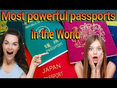 top-10-most-powerful-passports-in-the-world-in-2018