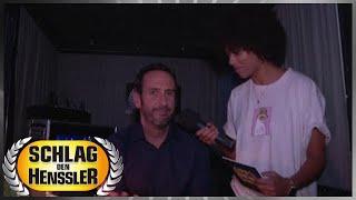 Schlag den Henssler - Backstage Interview mit Elmar Paulke