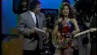 ¡Gloria Trevi con Paco Stanley! *Por la Acera de Enfrente!