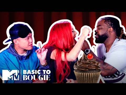 That's One Moist Cupcake! ft. Justina Valentine | Basic to Bougie Season 2 | MTV