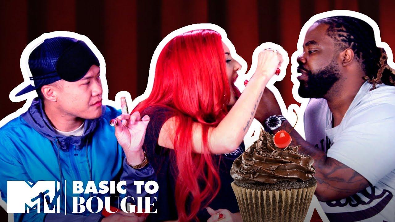 That's One Moist Cupcake! ft. Justina Valentine | Basic to Bougie Season 2 | MTV
