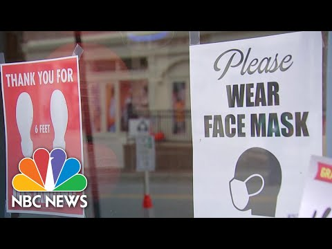 How Ellicot City, Maryland, Is Reopening After Coronavirus Shutdown | NBC News NOW