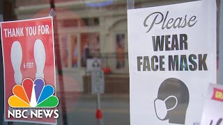 How Old Ellicott City, Maryland, Is Reopening After Coronavirus Shutdown | NBC News NOW