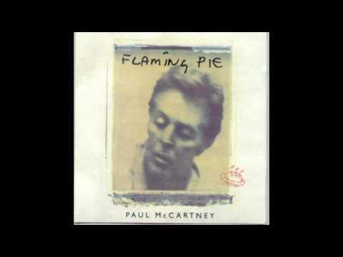 Paul McCartney - The World Tonight - 02 Flaming Pie  - With Lyrics