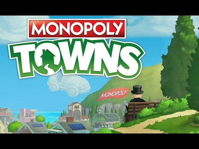MONOPOLY Towns - Android / iOS Gameplay