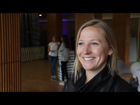 Katie Dill, Director Of Experience Design Airbnb At Tech Open Air Berlin 2016