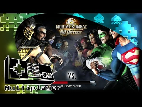 Retro-Review Mortal Kombat vs DC Universe // #012