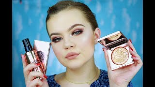 NEW SMASHBOX PETAL MEDAL COLLECTION REVIEW | WORTH YOUR MONEY?