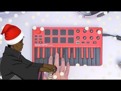 Making xxxtentacion's A GHETTO CHRISTMAS CAROL