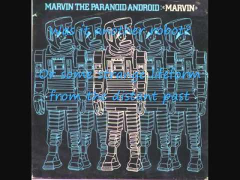 Marvin, I Love You (with lyrics)