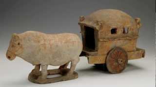 Ox Cart, Northern Wei dynasty (386--535 CE)