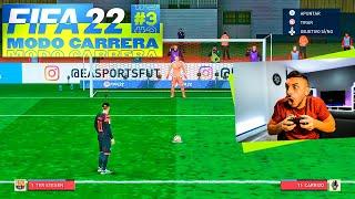 EL MEJOR MODO CARRERA DE FIFA 22 !!! (EPISODIO 3) DjMaRiiO