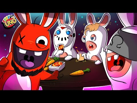 """""""UNO: The Movie 2 - Attack of the Rabbids!"""" (Starring CaRtOoNz, H2O Delirious, Ohmwrecker, & Bryce)"""