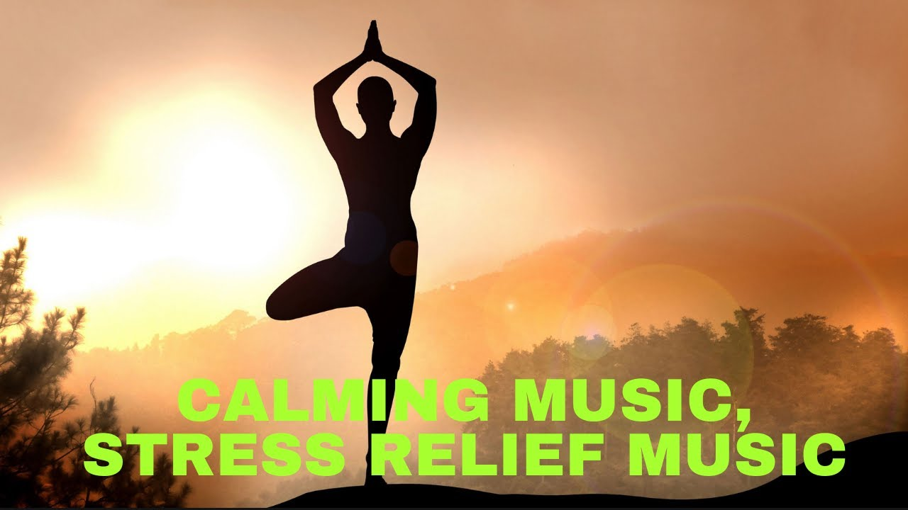 Yoga Music, Relaxing Music, Calming Music, Stress Relief Music, Peaceful Music P3