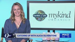 Alicia Silverstone Talks Vitamin Line, Possible 'Clueless' Reunion