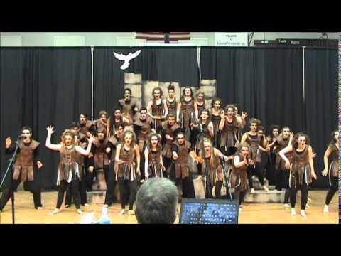 MDIHS Show Choir 2014: The Armed Man: A Mass for Peace