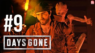 Vídeo com o gameplay do episódio #9 de Days Gone dublado e legendad...