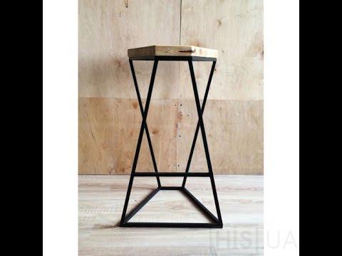 Обзор: барный стул Irony от Home Ideas Supply