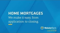 Home Mortgages - We Make it Easy, from Application to Closing