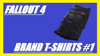Fallout 4:Brand T-Shirts Location #1(Creation Club Content)