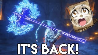 Dark Souls 3 Force Casting Spell Glitch IS BACKagain Patched