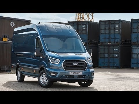 New Ford Transit 2019
