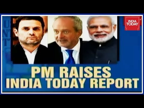 PM Modi Says Congress Scared Of Michel's Links In Rafale Deal | 5ive Live Mp3