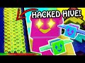 This Is HACKED Bee Swarm Simulator In Roblox!